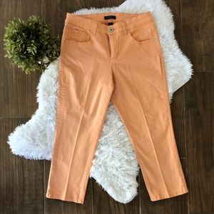 Cropped Jeans Size 8 Bandolino Jeans